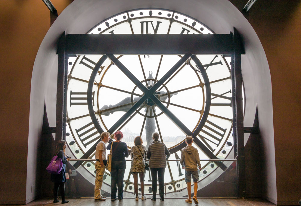 Musée d'Orsay in Paris. Photo: Shutterstock