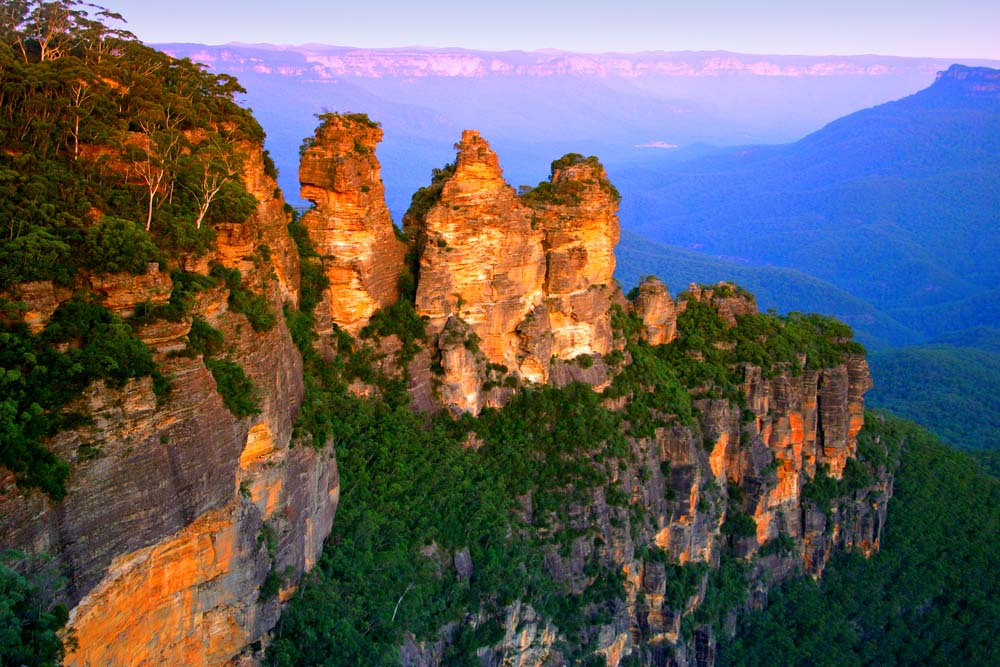 Don't miss exploring Blue Mountains National Park during your trip to Sydney