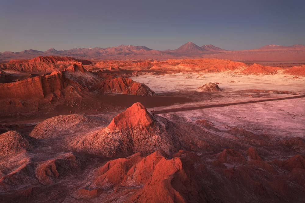 Moon Valley at Atacama Desert. Photo: Shutterstock