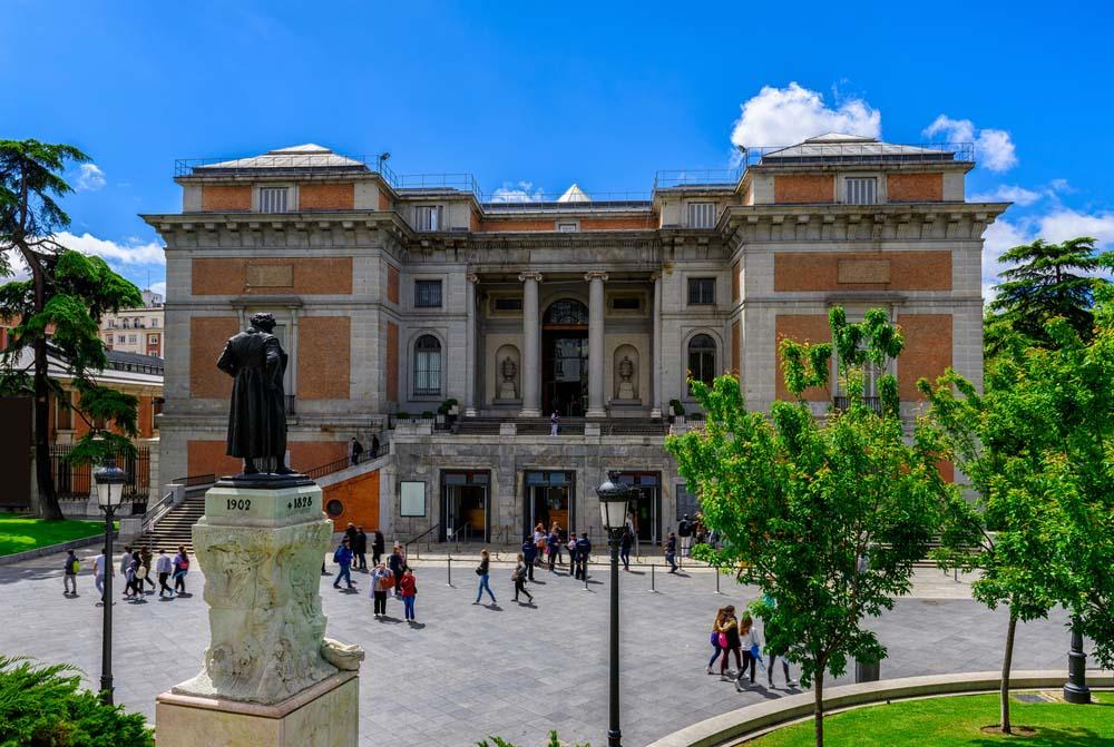 Museo Nacional del Prado, Madrid, Spain.