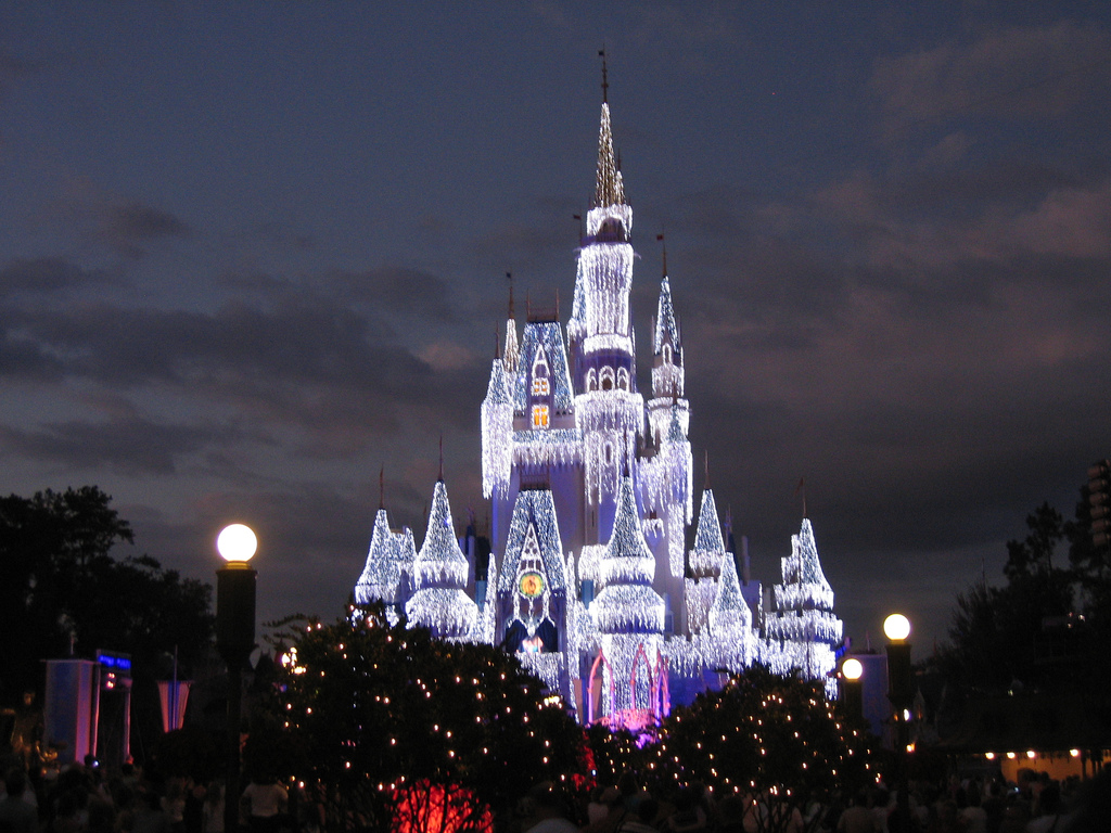 Walt Disney World, Orlando. Photo: Don Nunn/Flickr