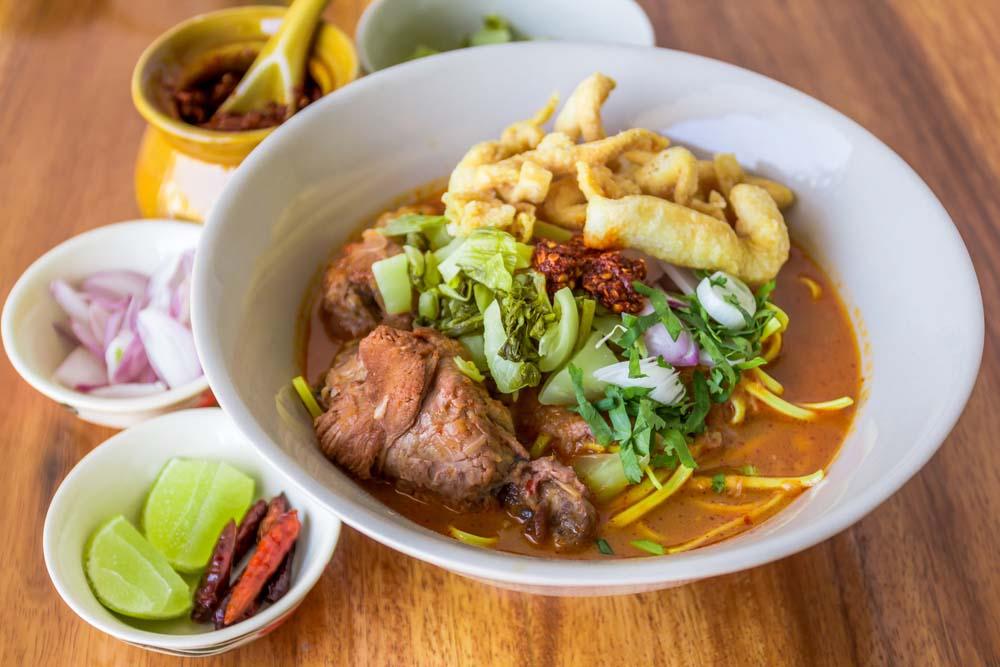 Noodle Khao Soy.