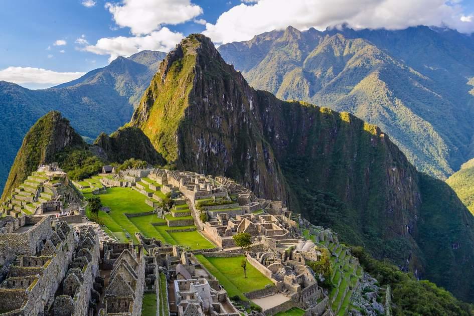 The Inca Trail to Machu Picchu makes for an incredible hike in Peru.