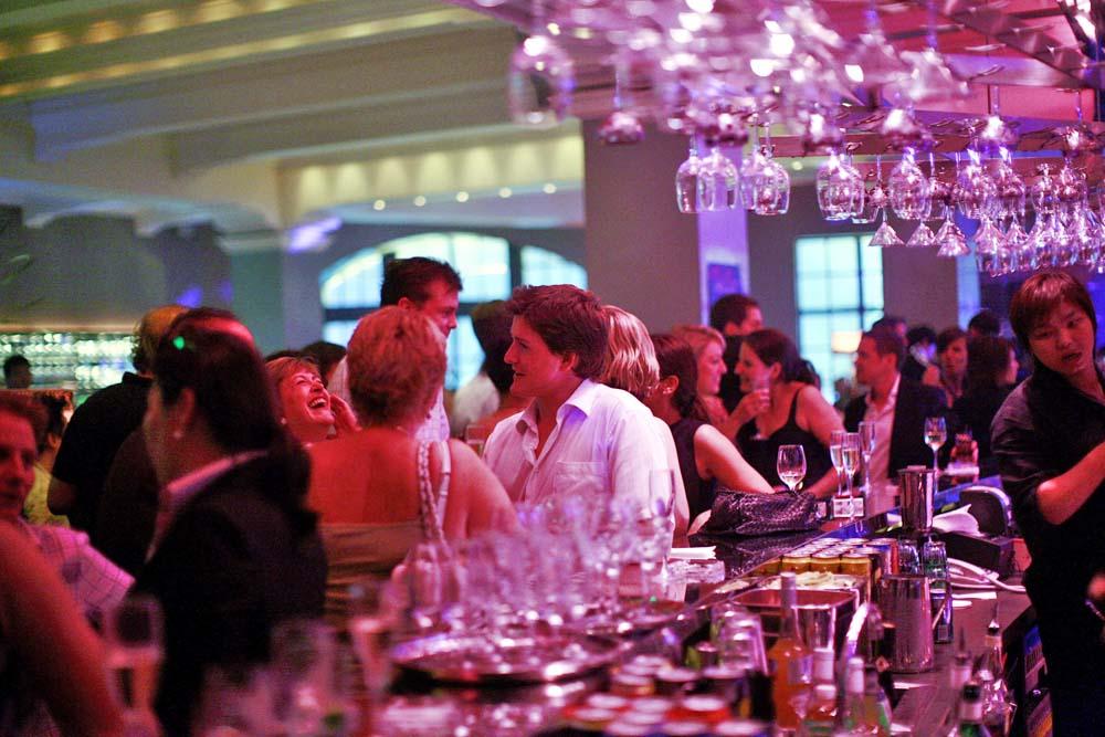 At the Bar Glamour, Shanghai. Photo: Ryan Pyle/APA Digital