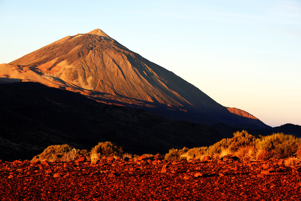 El Teide Vocano, Tenerife. Photo: Shutterstock