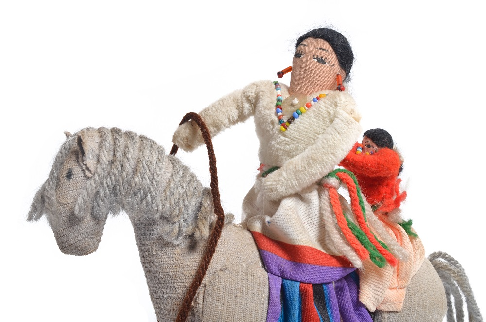Vintage Navajo doll. Photo: MustafaNC/Shutterstock