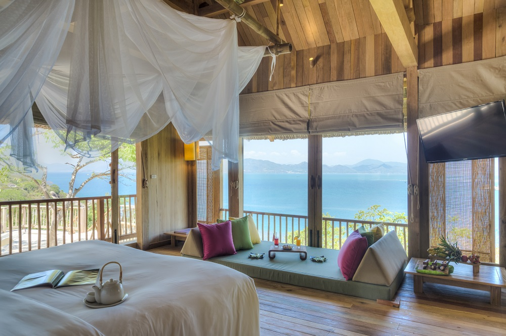 Six Senses Ninh Van Bay. Photo: Press release