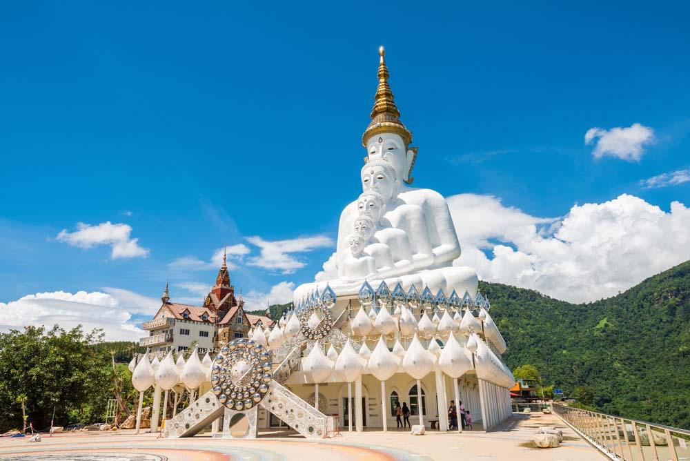 Wat Pha Sorn Kaew, Thailand