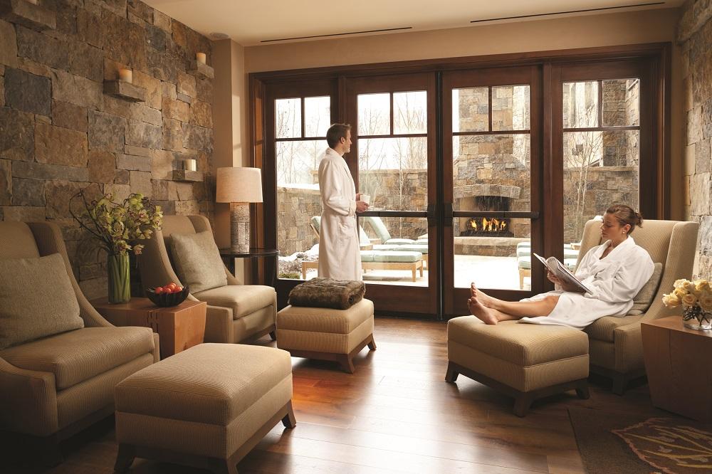 Four Seasons Resort and Residences (Vail, Colorado). Photo: Four Seasons