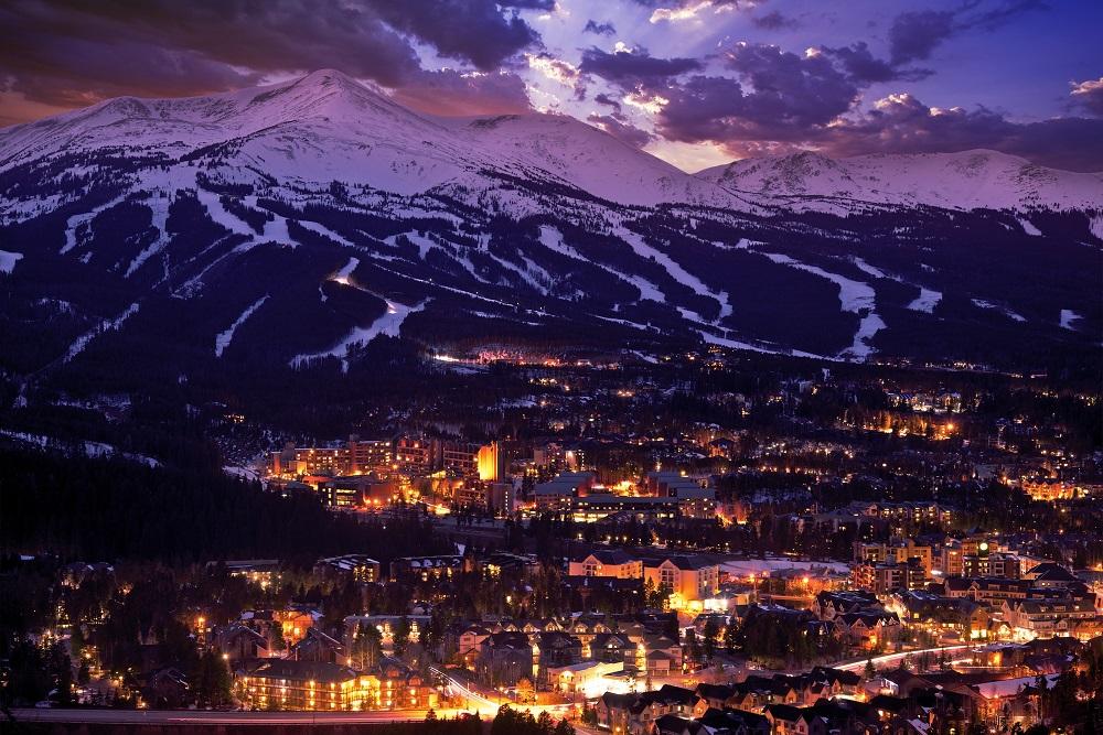 Breckenridge, Colorado. Photo: welcomia/Shutterstock