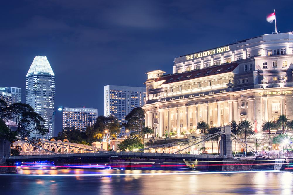 The Fullerton Hotel. Photo: SAHACHAT SANEHA/Shutterstock