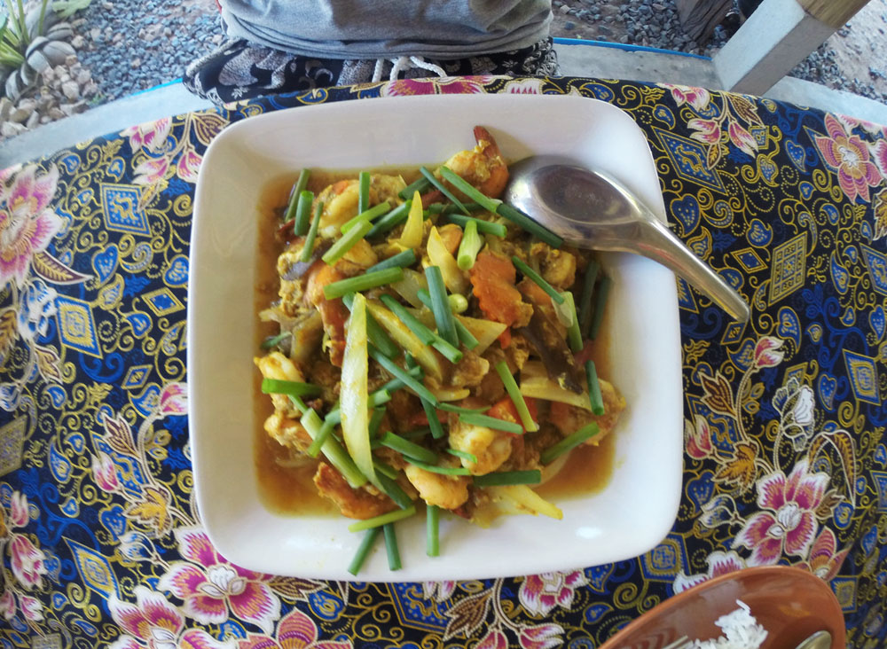 Thai food in its best shape. Photo: Bart Juszczak