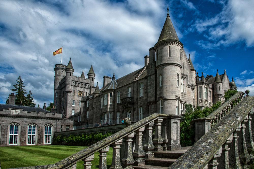 Balmoral Castle. Photo: Shutterstock