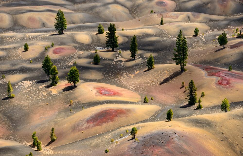 Lassen Volcanic National Park. Photo: Zack Frank/Shutterstock