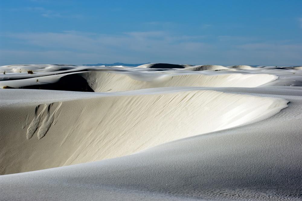 White Sands National monument, New Mexico. Photo: Natalia Bratslavsky/Shutterstock