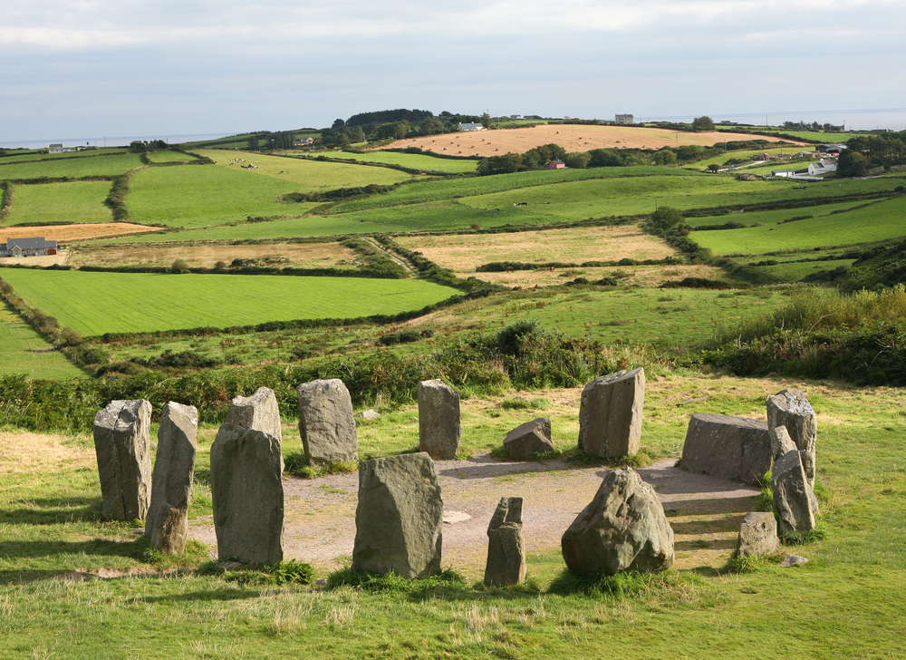 Stone Circle at Drombeg, County Cork. Photo: Shutterstock