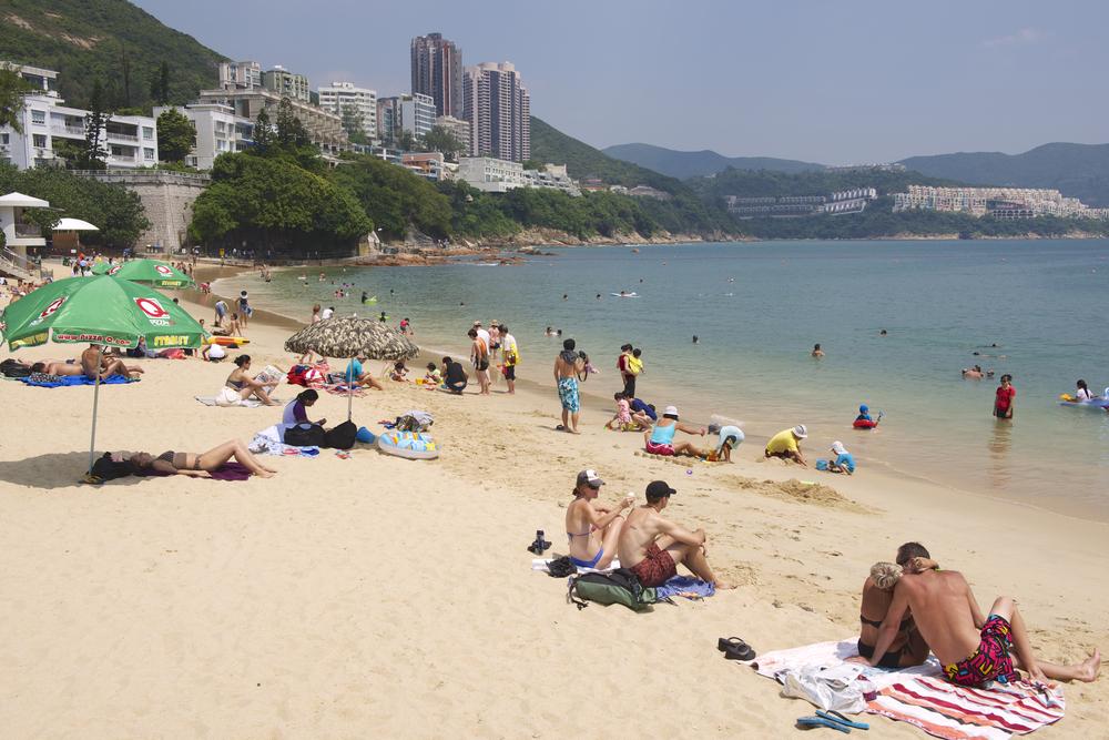 Hong Kong Stanley beach. Photo: Shutterstock