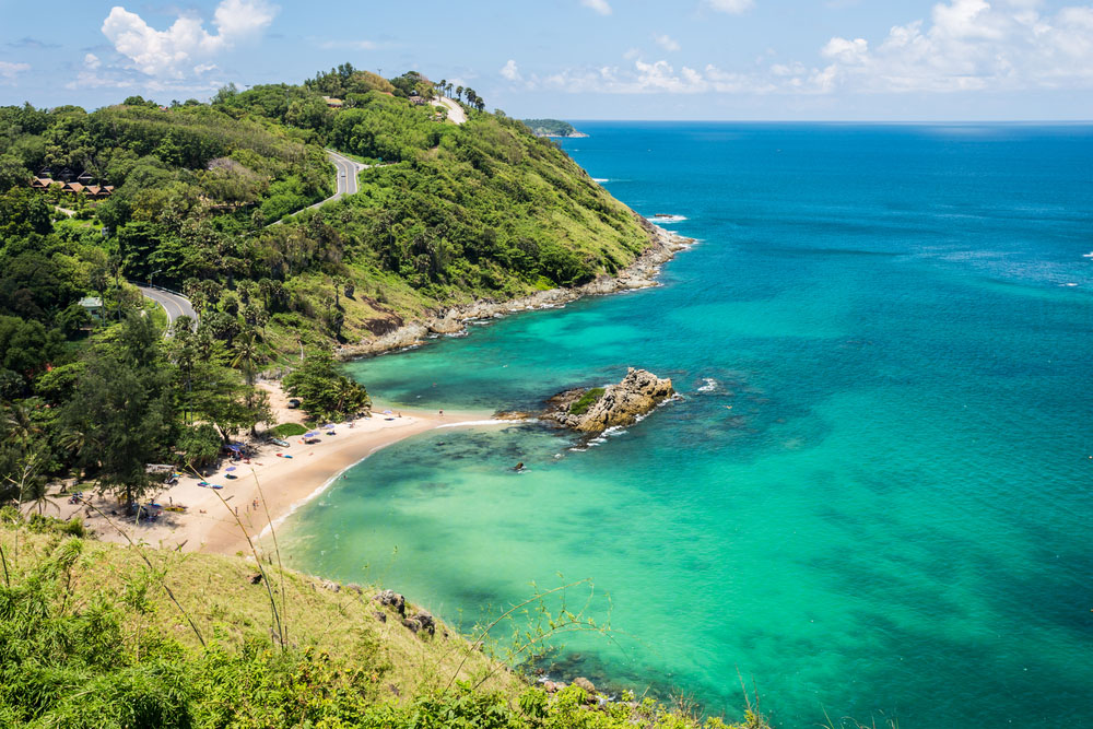 Nai Harn beach. Photo: Shutterstock
