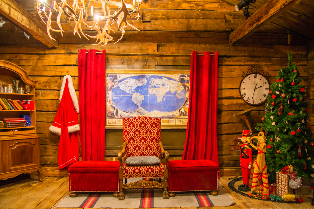 The Santa Park interiors. Photo: Shutterstock