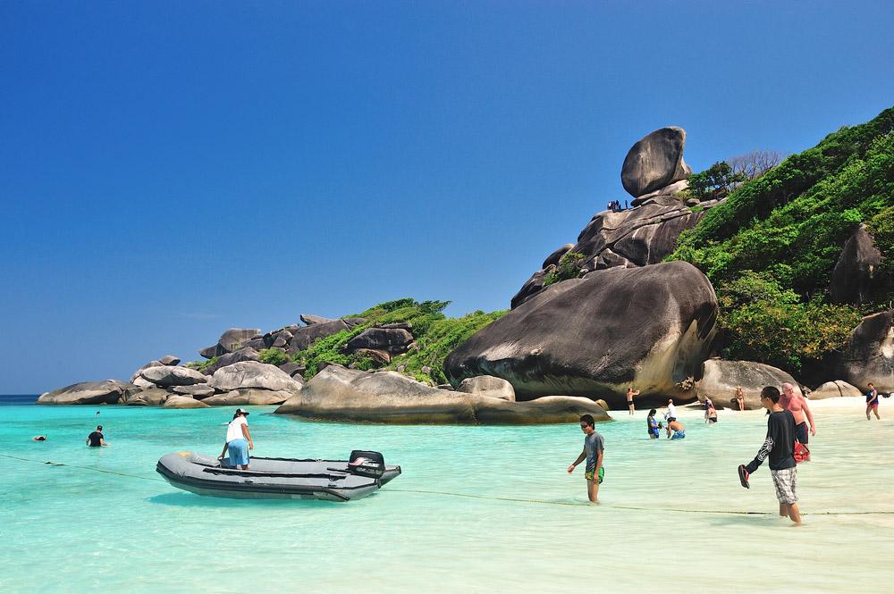 Hin Rue Bai, Thailand. Photo: Shutterstock