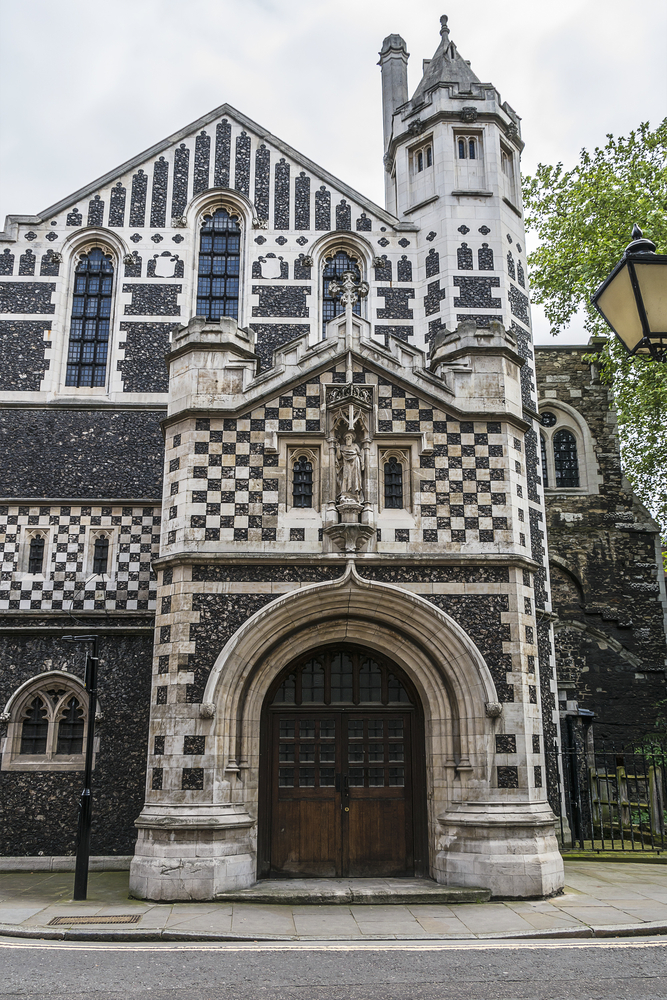 church of st bartholomew the great in london photo