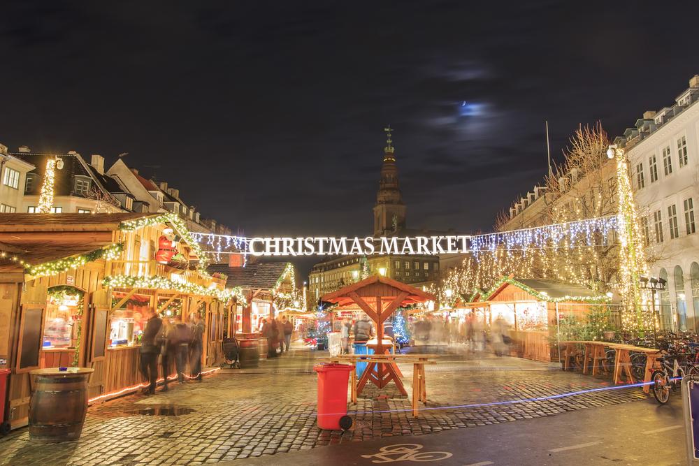 Copenhagen's Christmas market