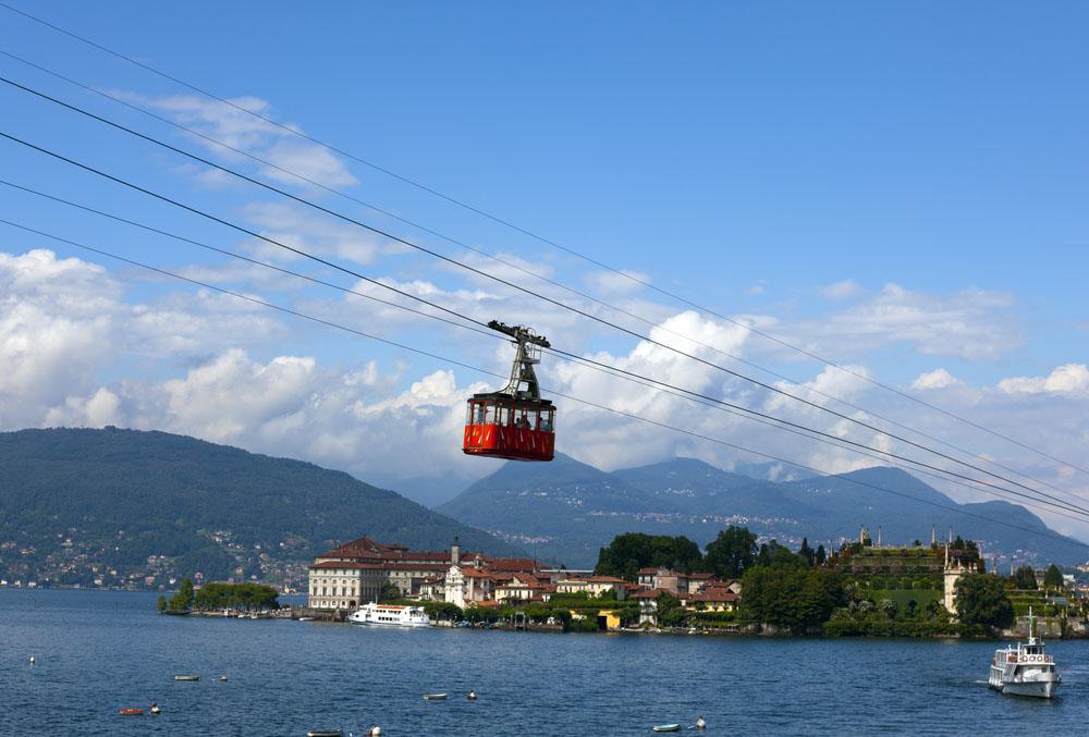 View over the Lake Maggiore. Photo: Shutterstock