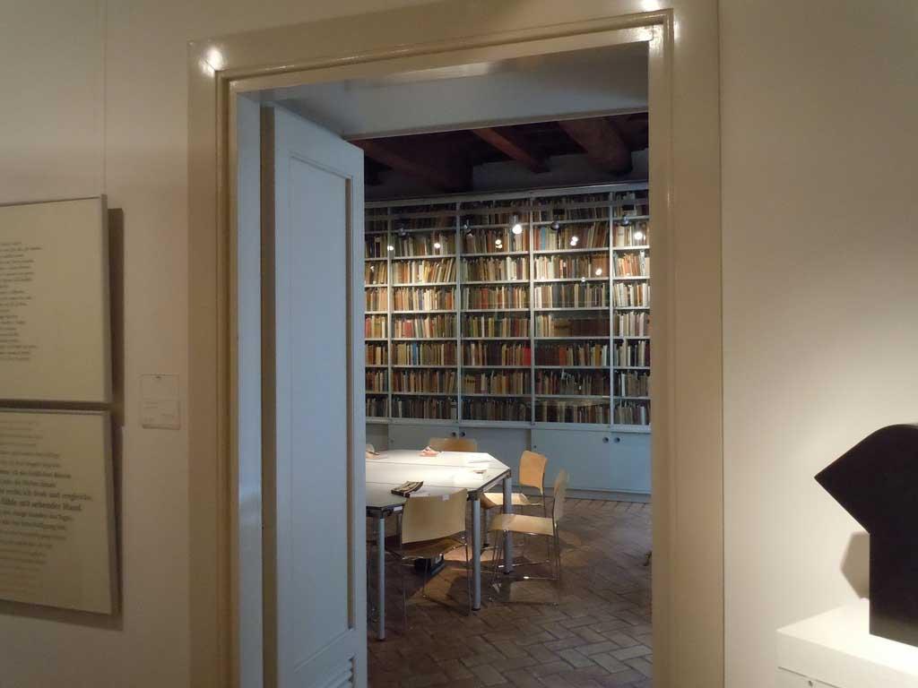 Interior of Casa di Goethe. Photo: Spoonstein/Flickr