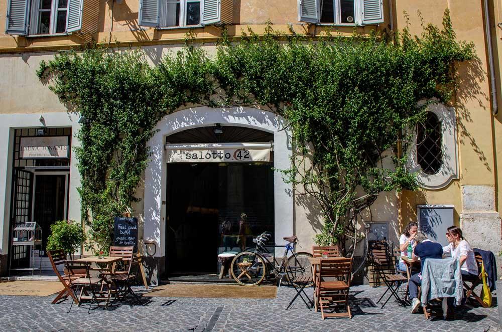 Rome Cafe - Salotto 42. Photo: Ed Coyle/Flickr