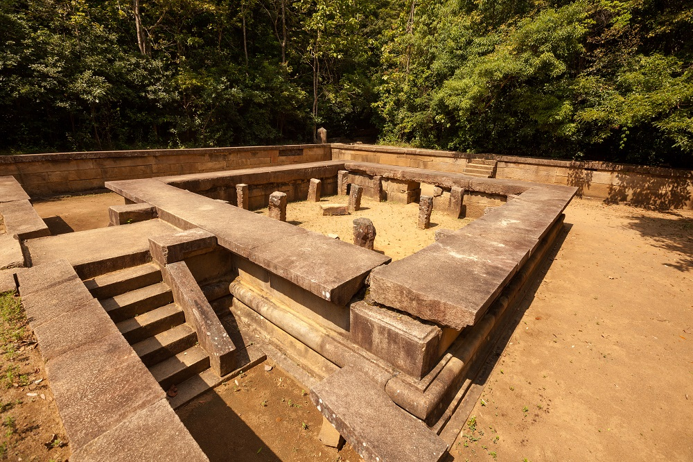 Discover the remains of Ritigala. Photo: My Good Images/Shutterstock
