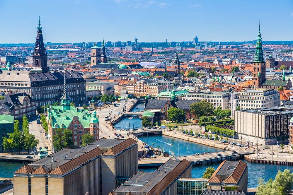 The stunning Copenhagen City, Denmark. Photo: Shutterstock