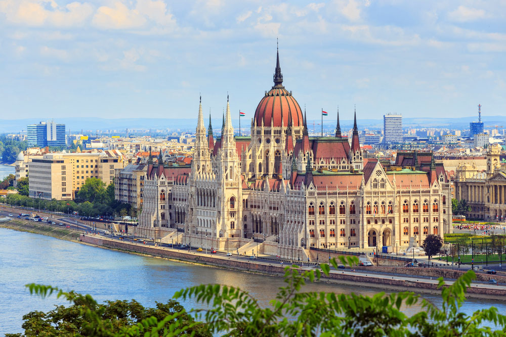 Hungarian Parliament Building in Budapest. Photo: Shutterstock