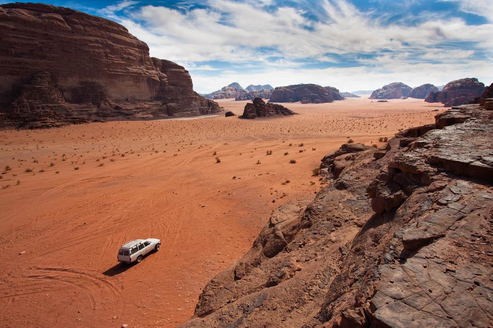 Wadi Rum excursion. Photo: Shutterstock