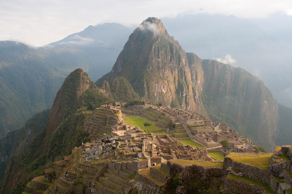 Machu Picchu. Photo: Shutterstock