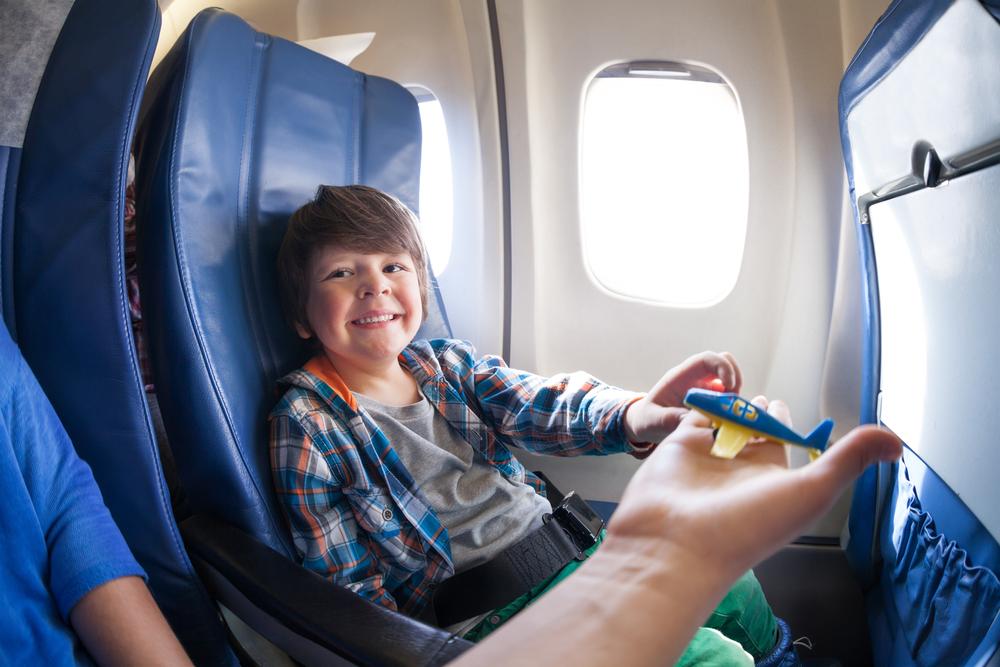 Travel-friendly toys are crucial! Photo: Sergey Novikov/Shutterstock