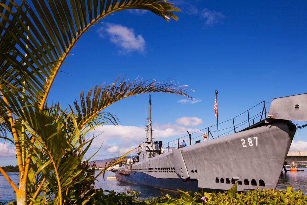 USS Bowfin Submarine Museum. Photo: Shutterstock