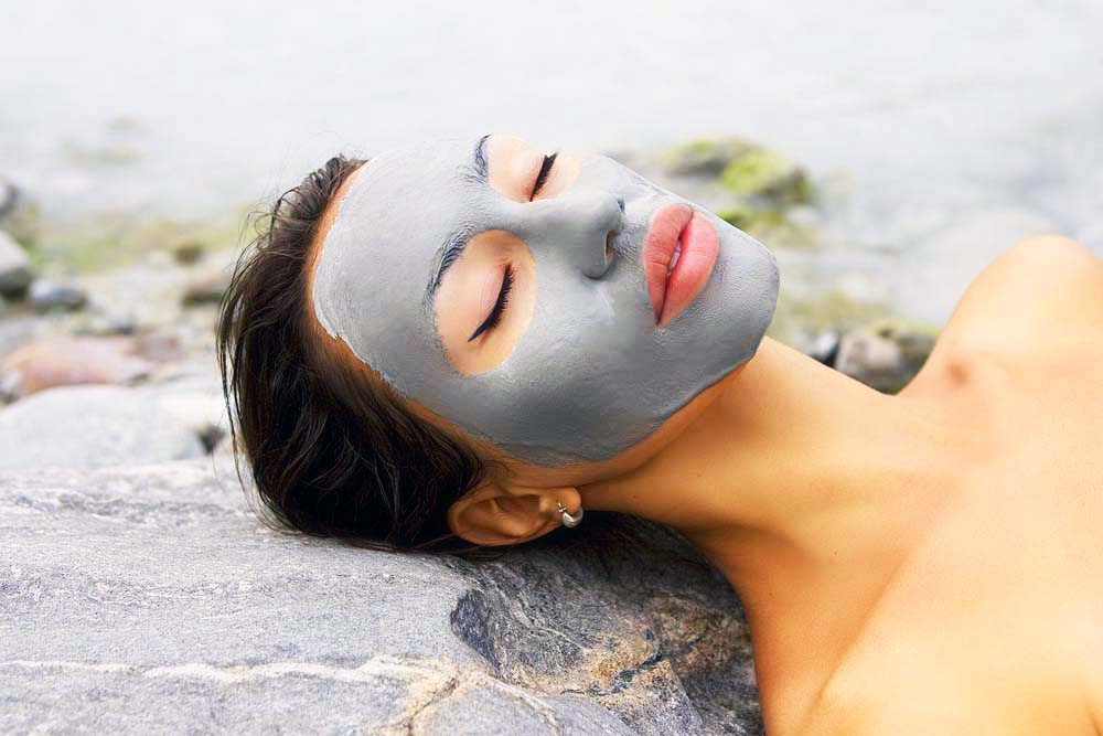 Natural Dead Sea facial mask