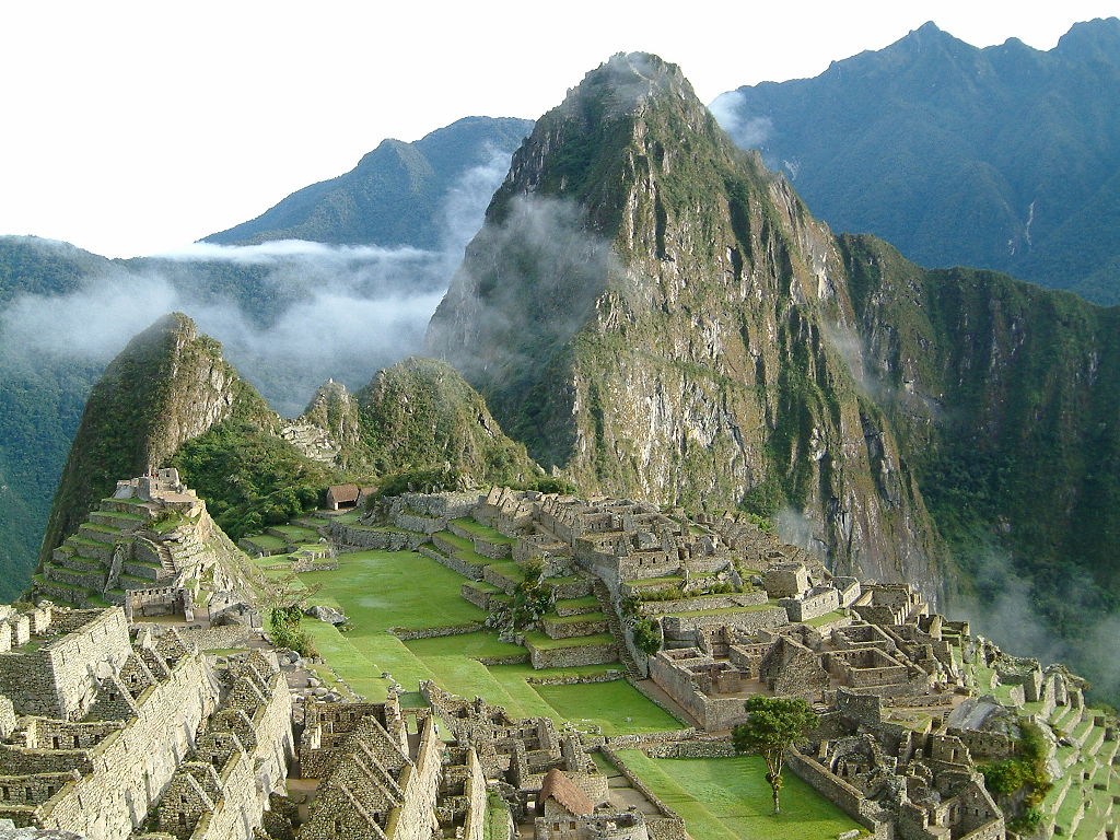 Machu Picchu. Photo: Allard Schmidt/Wikimedia Commons
