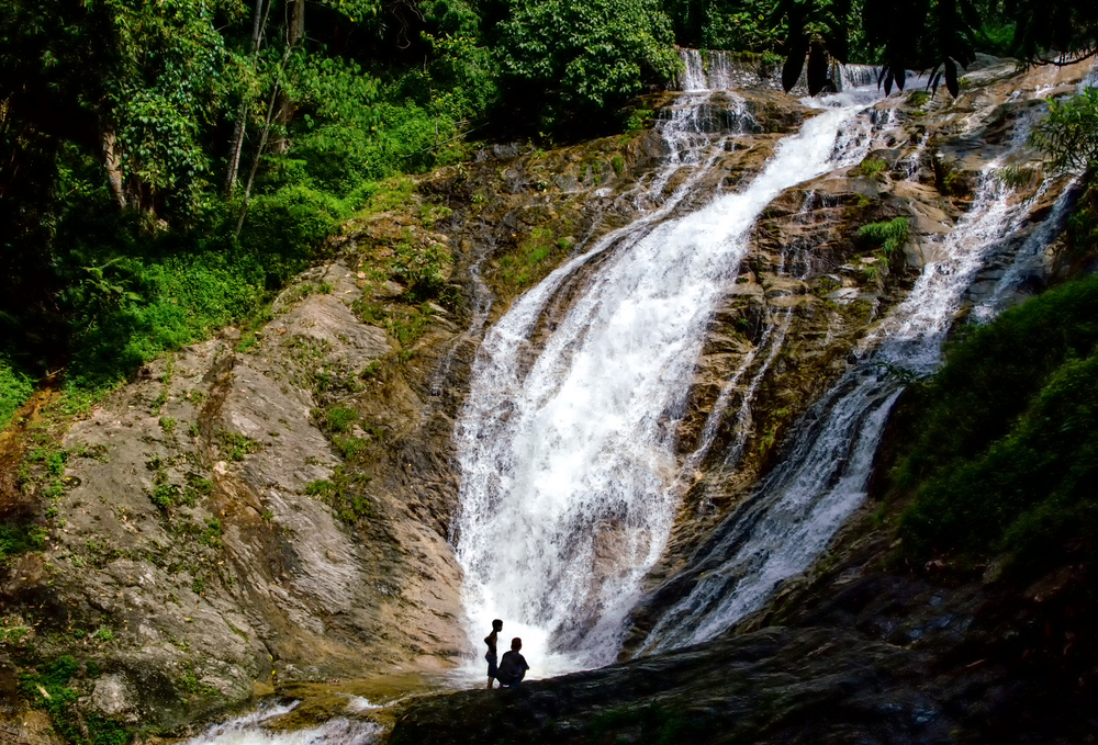 Breathtaking waterfalls in the Cameron Highlands. Photo: Shutterstock