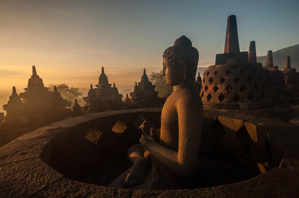 Borobudur Temple. Photo: Shutterstock