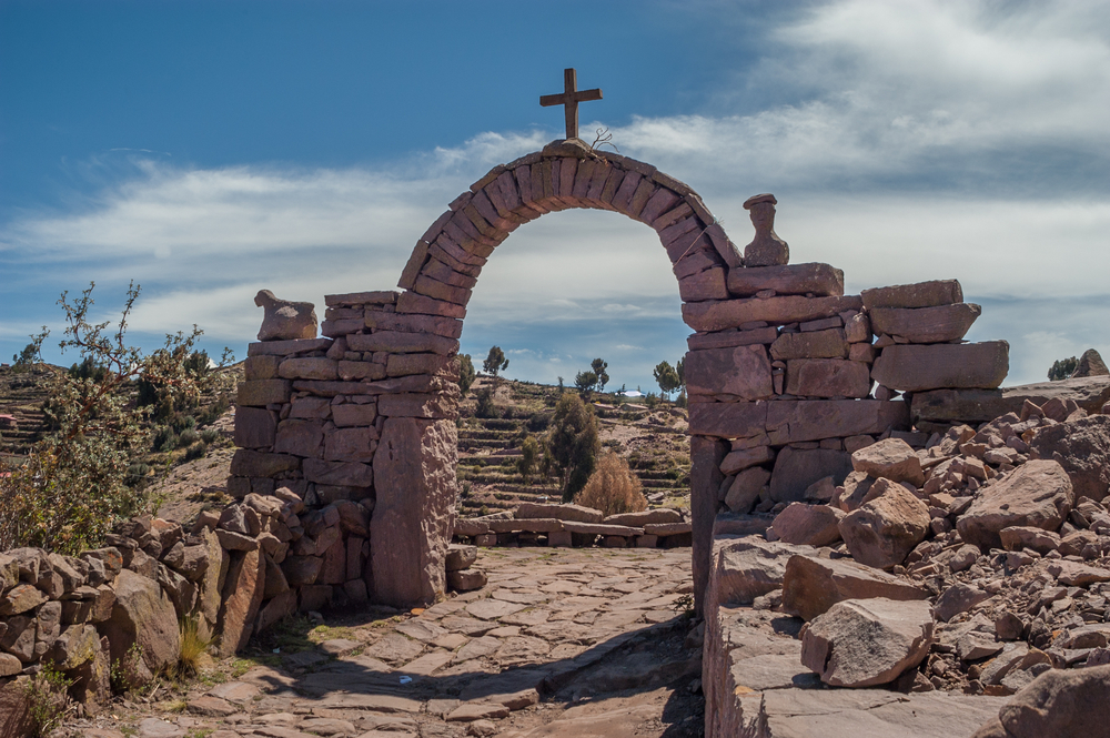 Taquile Island. Photo: Shutterstock