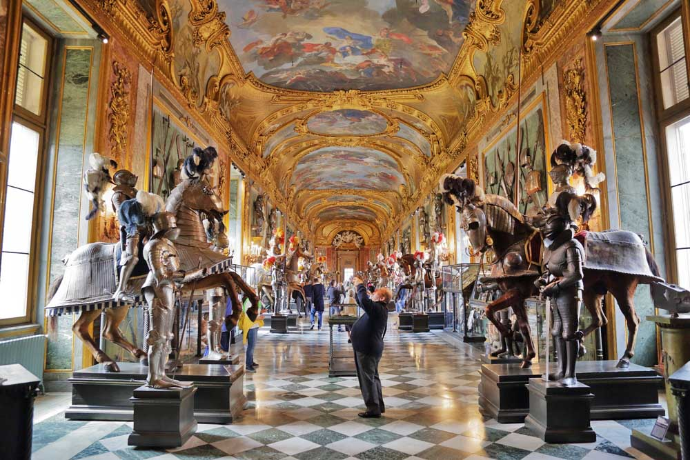 The interior of the magnificent Royal Palace. Photo: Shutterstock