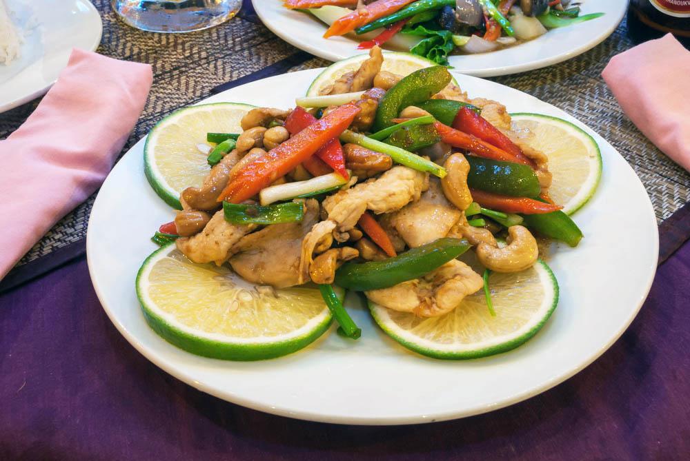 Amok chicken, Cambodian Khmer food. Photo: Shutterstock