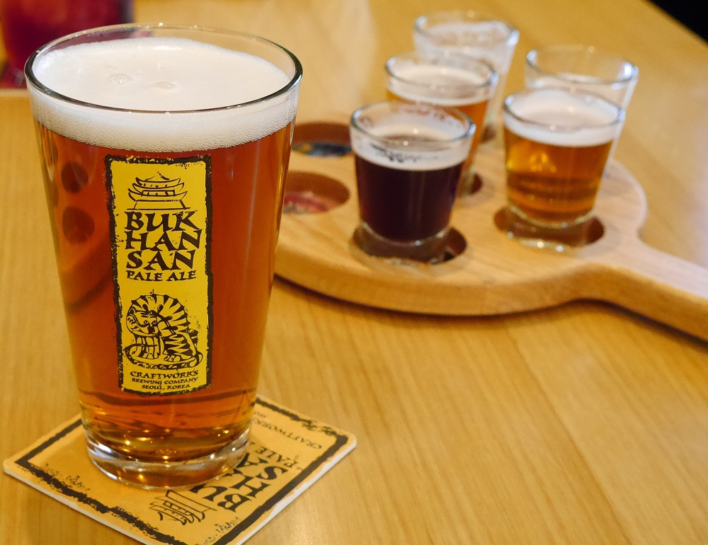 Seoul craft beer. Photo: travel oriented/Flickr