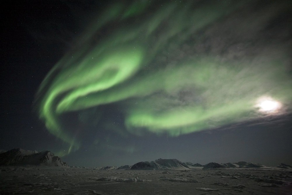 Aurora australis. Photo: Incredible Arctic/Shutterstock