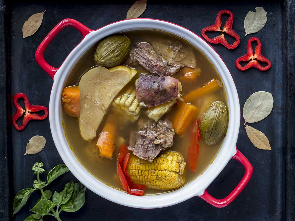 Costa Rican Olla de Carne. Photo: Shutterstock
