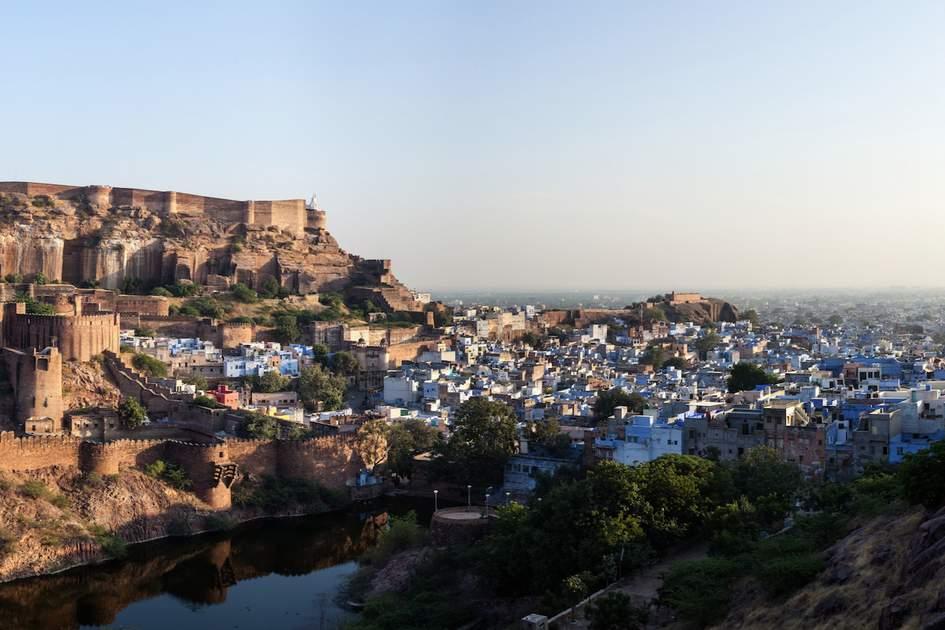 Jodhpur, India. Photo: Shutterstock