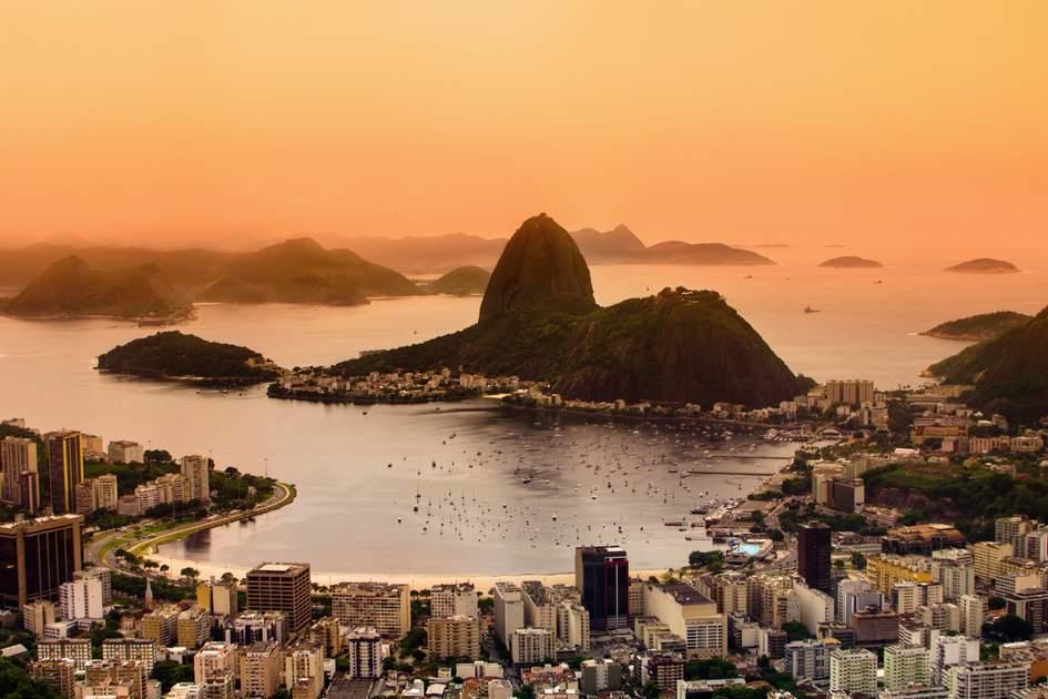 Rio de Janeiro. Photo: Shutterstock