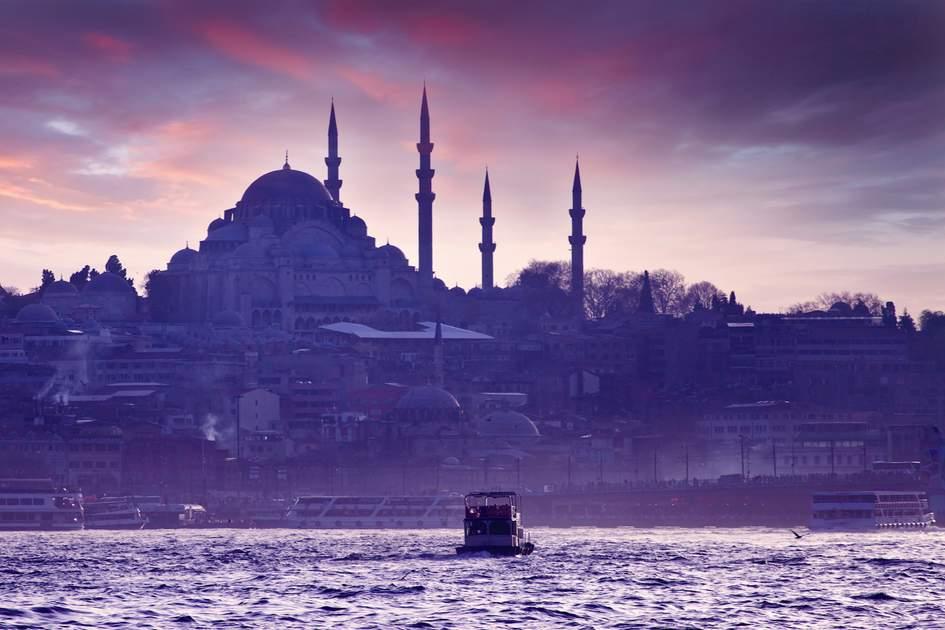 Istanbul. Photo: Shutterstock