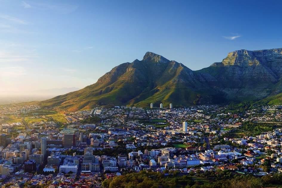 Cape Town. Photo: Shutterstock